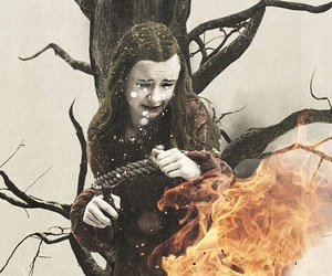 game of thrones and shireen baratheon image