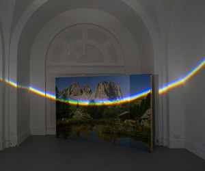 rainbow and art image
