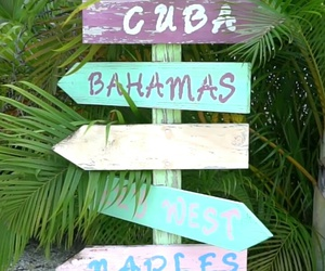 beach, cuba, and march image