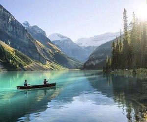 nature and paradise image