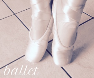 ballerina, dance, and quotes image