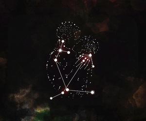 kiss, stars, and love image
