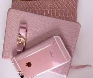 rose gold, iphone 6s, and iphone 6s supertrash image