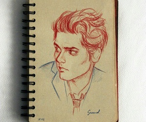 art, draw, and gerard way image