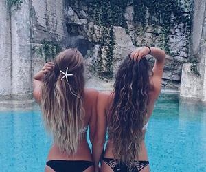 fun, girls, and summer image