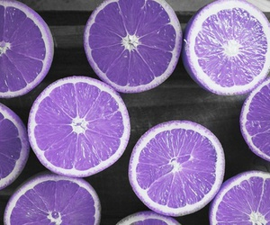 fruit, orange, and purple image