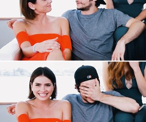 yeah, shelley hennig, and dylan o'brien image