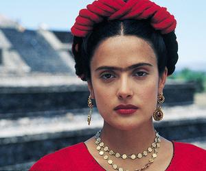 artist, film, and Frida image