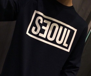 fashion, seoul, and aesthetic image