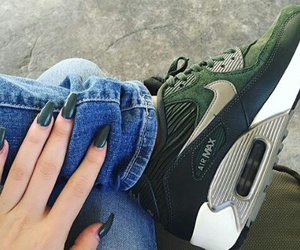 nike, outfit, and air max image