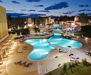 Croatia, hotel, and luxury image