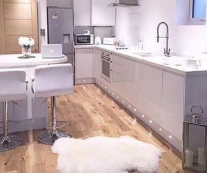 kitchen, decor, and luxury image