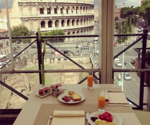 amazing, food, and rome image