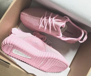 pink, shoes, and adidas image