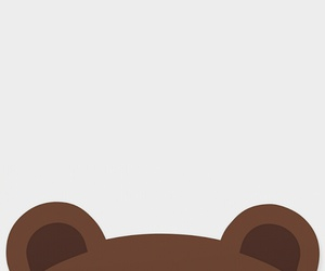 bear and line friends image