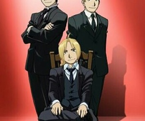 al, ed, and roy mustang image