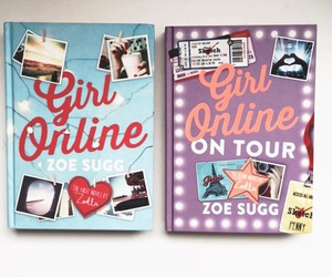 book, zoe, and sugg image
