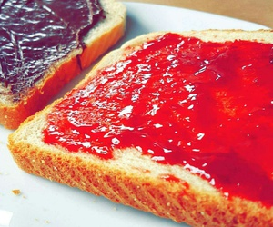 bread, brown, and red image