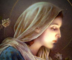 apparition, Virgin Mary, and fatima image