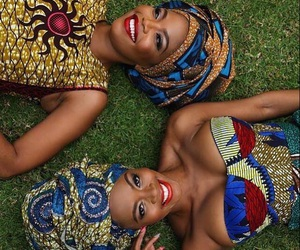 African, Queen, and fashion image