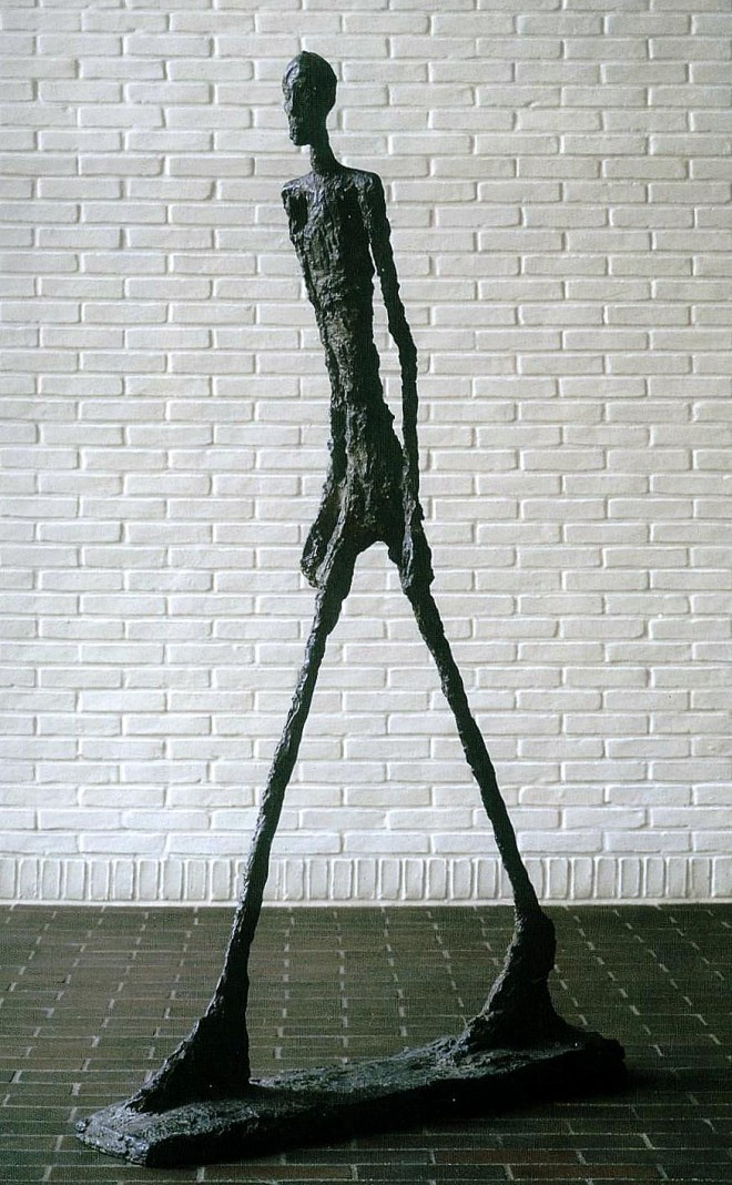 Alberto Giacometti, Painter, and sculptor image