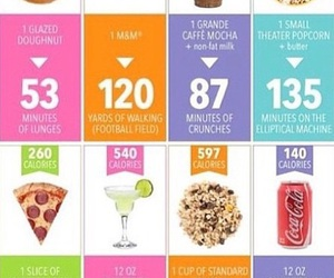 fitness, food, and fit image