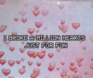 grunge, hearts, and quotes image