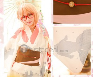 beautiful, cheap cosplay costume, and cheap kimono outfit image