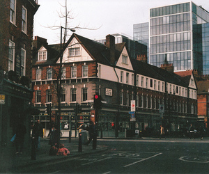 city, place, and vintage image