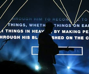 christian, concert, and Hillsong image