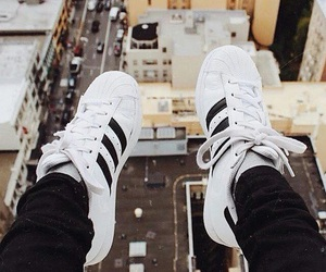 'shoes', 'pale', and 'adidas' image
