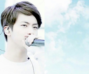 jin, kpop, and SG image