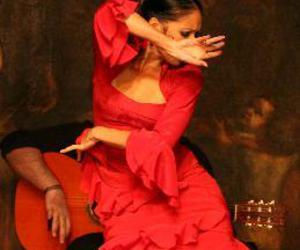 dance, flamenco, and spain image