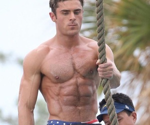 zac efron, efron, and Hot image