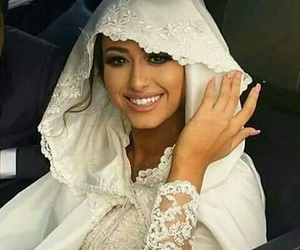 bride, beauty, and marriage image