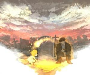 angel, anime, and art image