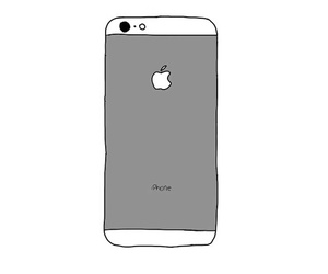 alternative, case, and iphone image