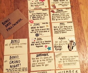 gifts ideas, love, and date ideas image