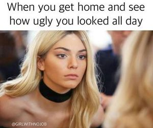 ugly, blonde, and true image