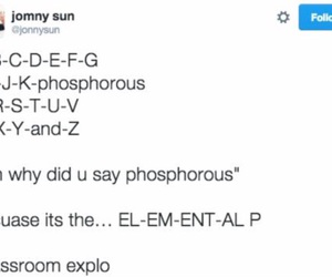 element, funny, and puns image