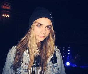 model and cara delevingne image