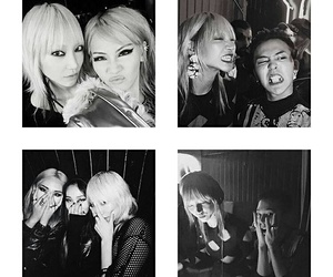 CL, gd, and kpop image