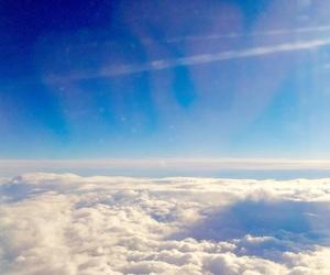 bule, cloud, and sky image