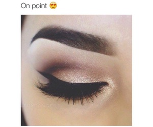 goals, make up, and perfection image