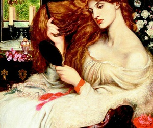 art, lilith, and nature image