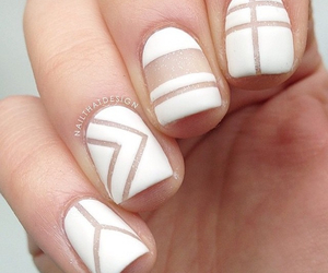 disco, nails, and style image
