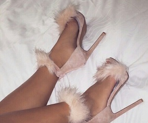 pink, shoes, and arianagrande image