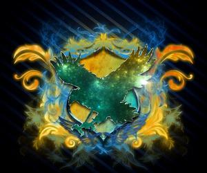 hogwarts and harr potter image