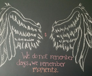 Angel Wings, semicolon, and wings image