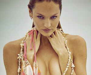 model, swanepoel, and candice image